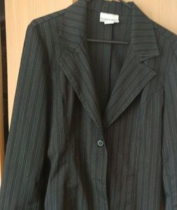 Sharp Looking Pin Stripped Blazer